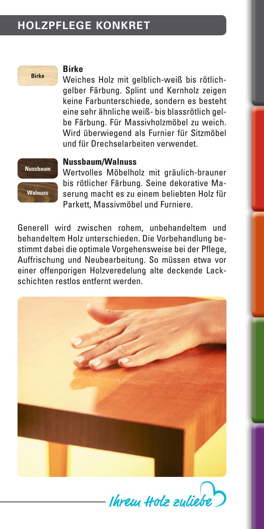 Bondex Ratgeber Holzpflege Seite 58 59